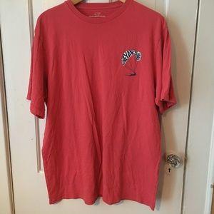 Vineyard Vines Large Pink Water Ski T-Shirt